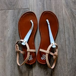 Size 8 Sandals (free with purchase)